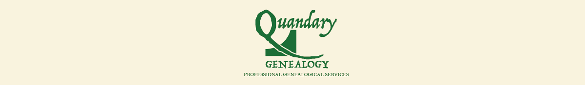 Quandary Genealogy